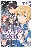 Cover-Bild zu Sword Art Online Project Alicization 03 (eBook) von Kawahara, Reki