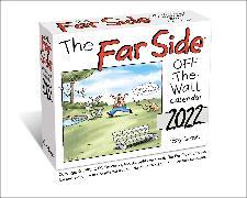 The Far Side® 2022 Off-The-Wall Calendar von Larson, Gary