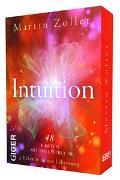 Kartenset Intuition - Erkenne deinen Lebensweg von Zoller, Martin