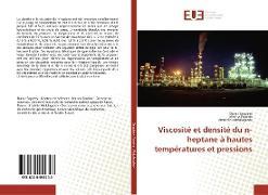 Cover-Bild zu Viscosité et densité du n-heptane à hautes températures et pressions von Sagdeev, Damir