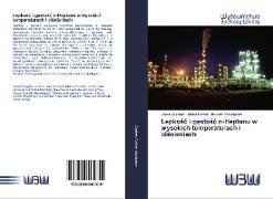 Cover-Bild zu Lepkosc i gestosc n-Heptanu w wysokich temperaturach i cisnieniach von Sagdeev, Damir