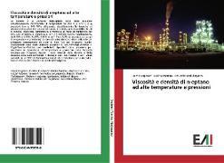 Cover-Bild zu Viscosità e densità di n-eptano ad alte temperature e pressioni von Sagdeev, Damir