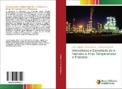 Cover-Bild zu Viscosidade e Densidade do n-Heptano a Altas Temperaturas e Pressões von Sagdeev, Damir