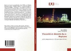 Cover-Bild zu Viscosité et densité du n-Heptane von Sagdeev, Damir