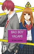 Cover-Bild zu Bad Boy Yagami 08 von Aikawa, Saki
