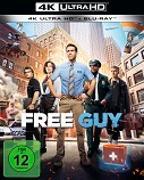 Free Guy UHD + BD von Shawn, Levy (Reg.)