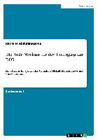 Cover-Bild zu Die Rolle Moskaus für den Untergang der DDR von Abduramanova, Rushena