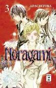 Cover-Bild zu Noragami 03 von Adachitoka