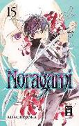 Cover-Bild zu Noragami 15 von Adachitoka