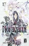 Cover-Bild zu Noragami 17 von Adachitoka