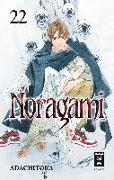 Cover-Bild zu Noragami 22 von Adachitoka