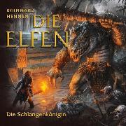 Cover-Bild zu Die Elfen - Die Schlangenkönigin (Audio Download) von Hennen, Bernhard