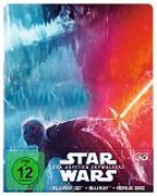 Star Wars : Der Aufstieg Skywalkers - 3D + 2D + Bonus Steelbook von Abrams, J.J. (Reg.)
