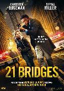 21 Bridges von Brian Kirk (Reg.)
