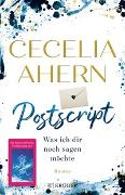 Cover-Bild zu Postscript - Was ich dir noch sagen möchte von Ahern, Cecelia