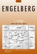Engelberg. 1:25'000