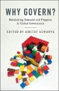Cover-Bild zu Why Govern? (eBook) von Acharya, Amitav (Hrsg.)