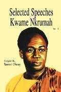 Cover-Bild zu Selected Speeches of Kwame Nkrumah. Volume 3 von Nkrumah, Kwame