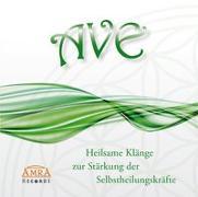 Cover-Bild zu AVE. Heilsame Klänge zur Stärkung der Selbstheilungskräfte von Klang & Harmonie