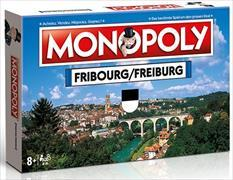 Monopoly Fribourg / Freiburg