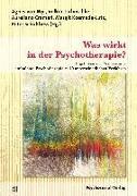 Cover-Bild zu Was wirkt in der Psychotherapie? von Wyl, Agnes von (Hrsg.)