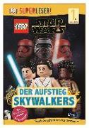 Cover-Bild zu SUPERLESER! LEGO® Star Wars? Der Aufstieg Skywalkers von Amos, Ruth