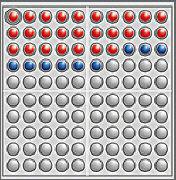 ABACO 100 tricolor rot-blau 1.- 4. Schuljahr