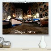 Cover-Bild zu Cinque Terre (Premium, hochwertiger DIN A2 Wandkalender 2022, Kunstdruck in Hochglanz) von Aigner, Matthias