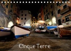Cover-Bild zu Cinque Terre (Tischkalender 2022 DIN A5 quer) von Aigner, Matthias