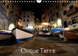 Cover-Bild zu Cinque Terre (Wandkalender 2022 DIN A4 quer) von Aigner, Matthias