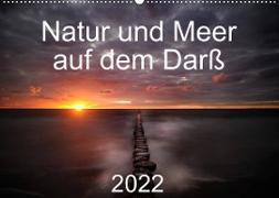 Cover-Bild zu Natur und Meer auf dem Darß (Wandkalender 2022 DIN A2 quer) von Aigner, Matthias
