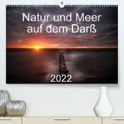 Cover-Bild zu Natur und Meer auf dem Darß (Premium, hochwertiger DIN A2 Wandkalender 2022, Kunstdruck in Hochglanz) von Aigner, Matthias
