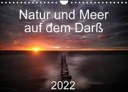 Cover-Bild zu Natur und Meer auf dem Darß (Wandkalender 2022 DIN A4 quer) von Aigner, Matthias