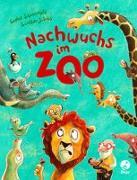 Cover-Bild zu Nachwuchs im Zoo von Schoenwald, Sophie