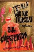 Cover-Bild zu Chesterton, G.K.: The Man Who Was Thursday: A Nightmare