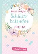 Cover-Bild zu ViktoriaSarina: Spring in eine Pfütze! Schülerkalender 2020/2021