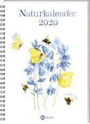 Cover-Bild zu Bastin, Marjolein: Naturkalender 2020