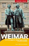 Cover-Bild zu Reiseführer Weimar von Sucher, Kerstin