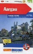 Aargau Nr. 05 Velokarte 1:60 000. 1:60'000 von Hallwag Kümmerly+Frey AG (Hrsg.)