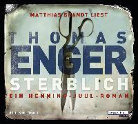 Cover-Bild zu Sterblich (Audio Download) von Enger, Thomas