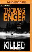 Cover-Bild zu Killed von Enger, Thomas