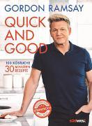 Cover-Bild zu Quick and Good von Ramsay, Gordon