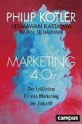 Cover-Bild zu Marketing 4.0 von Kotler, Philip