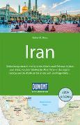 DuMont Reise-Handbuch Reiseführer Iran. 1:1'800'000