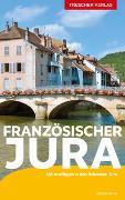 Reiseführer Französischer Jura von Herre, Sabine