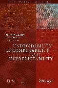 Cover-Bild zu Undecidability, Uncomputability, and Unpredictability (eBook) von Merali, Zeeya (Hrsg.)