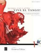 Cover-Bild zu Collatti, Diego (Komponist): Viva el Tango!