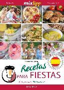 Cover-Bild zu Augustin, Alexander: MIXtipp: Recetas para fiestas (espanol) (eBook)