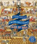 Cover-Bild zu Stephen Biesty's Cross-Sections Man-of-War von Biesty, Stephen