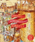 Cover-Bild zu Stephen Biesty's Cross-Sections Castle von Biesty, Stephen